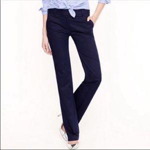 J. Crew 1035 Navy Blue Trousers